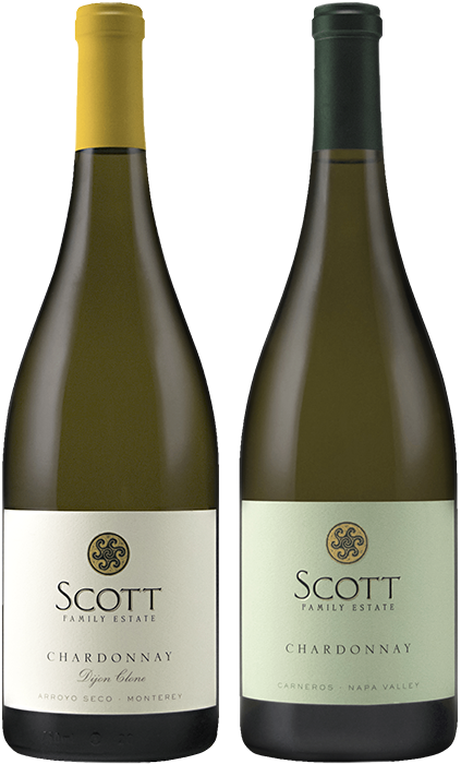 Scott Family Estate Bottles
